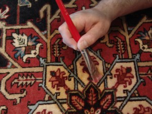Persian Rugs, Oriental Rugs: Stain Removal Techniques