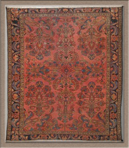 Antique Persian Rug: Lilihan