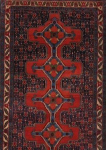 Old Persian Senneh Runner