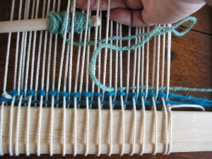 Warp and Weft Threads