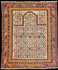 A Typical Daghestan Rug