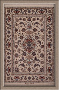 Typical Persian Isfahan rug