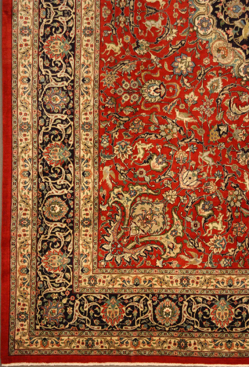 Persian Carpets Oriental Rugs Designs With Animals And